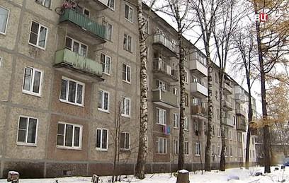 Впятиэтажке Хотькова после капремонта появилось тепло