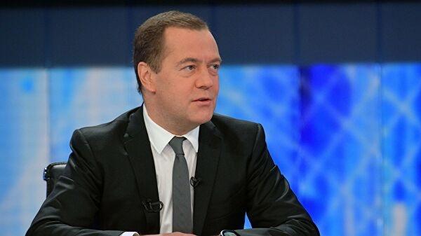 Медведев: социальные потрясения вСШАпривели ктоксичности страны даже длясоюзников