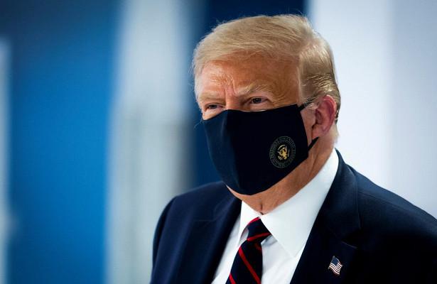 Назван виновник заболевания Трампа