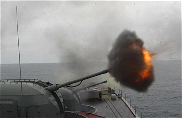 Корабли Тихоокеанского флота провели учения вЯпонском море