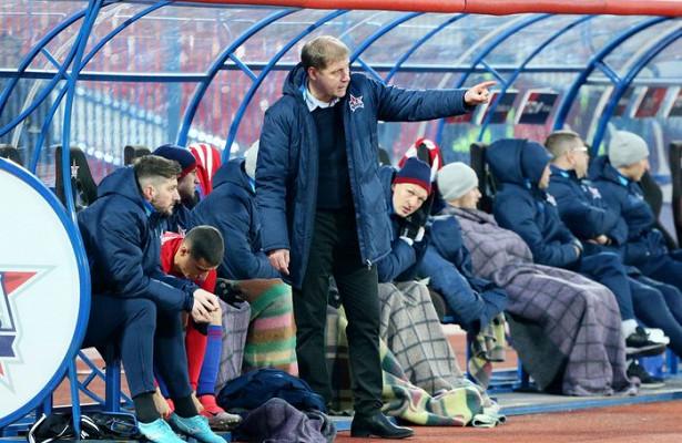 Главный тренер «СКА-Хабаровска» Сергей Передня: Мыещепопьем крови