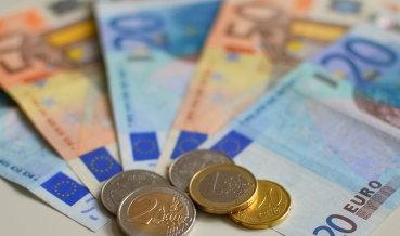 Официальный курс евро на четверг вырос