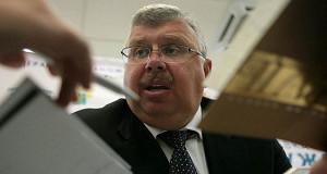 Главу ФТС Андрея Бельянинова обыскали и отпустили