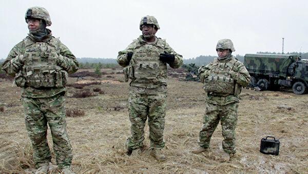 Милитаризация Прибалтики угрожает России
