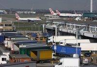 Аэропорт Хитроу сообщает омощном росте грузоперевозок
