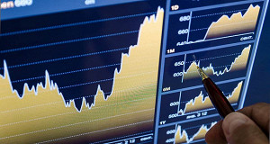 Индекс ММВБ изменился незначительно, индекс РТС вновь вырос по итогам торгов