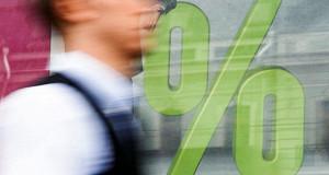 Депозиты частных вкладчиков в Петербурге выросли на 2,6%