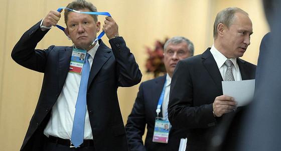 ФАС вновь пожаловалась Путину на «Газпром»