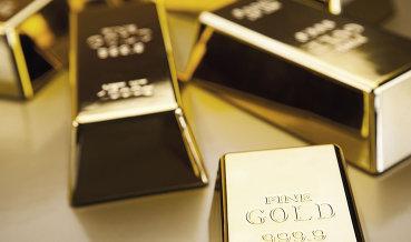 Стоимость золота снижается в рамках коррекции