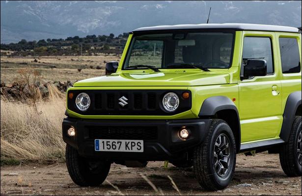 Suzuki Jimny— автомобиль, притягивающий внимание