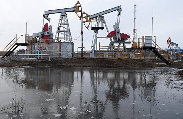 Россия увеличила добычу нефти