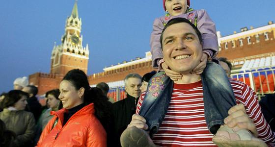 Реальный доход россиян совпал с желаемым