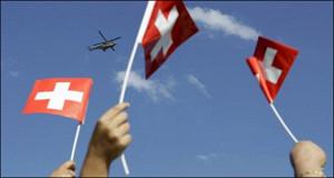 ВВП Швейцарии сократился из-за сильного франка