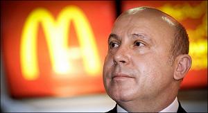 McDonald's обещает сдерживать в России рост цен ниже инфляции