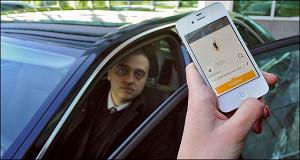 Как безопасно использовать карту в такси-сервисах?