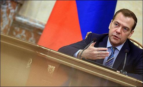 Медведев уволил замминистра образования за избрание в РАН