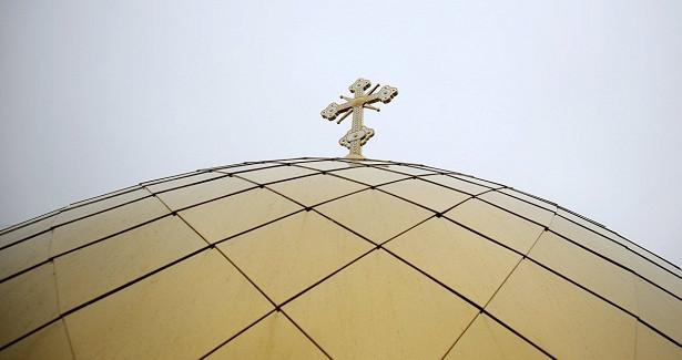 Духовний фронт Україны (Украина): вОдессе РПЦвУ освятила новый храм врусском стиле с«луковицами» накуполах