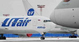 «ЮТэйр» возвращается в Минск