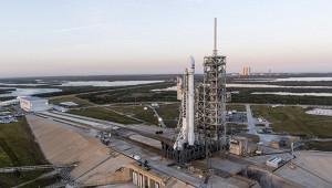 SpaceX снова отложила запуск ракеты спартией спутников Starlink
