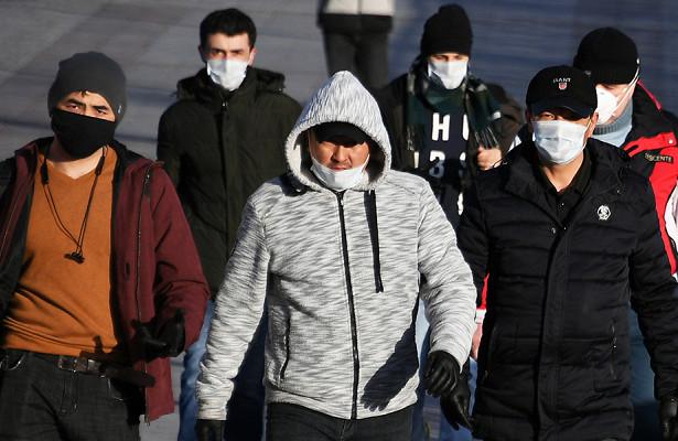 ВМоскве водном помещении зарегистрировали 167тысяч мигрантов