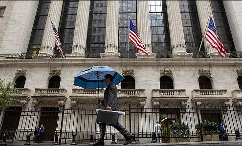 Уолл-стрит показала рекордную прибыль