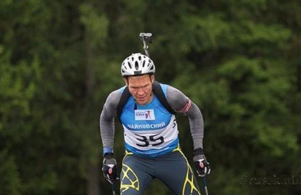 Клячин выиграл индивидуальную гонку начемпионате России полетнему биатлону