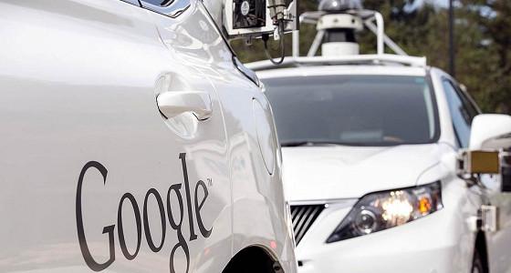 Автомобиль от Google приравняли к человеку
