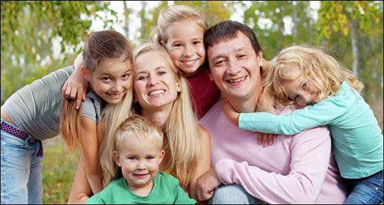 Выделено 18 млрд рублей на поддержку многодетных семей в регионах