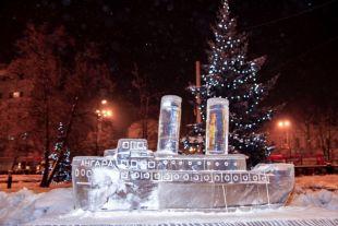 ВТамбове вканун Нового года откроется выставка ледовых скульптур