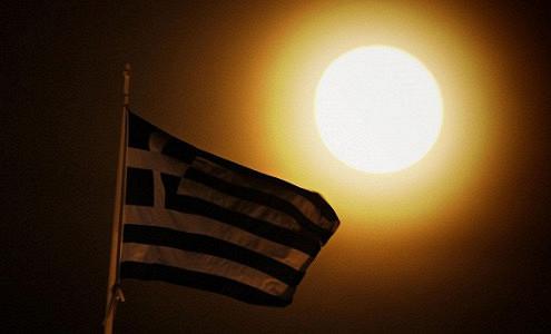 В Греции продолжает держаться дефляция