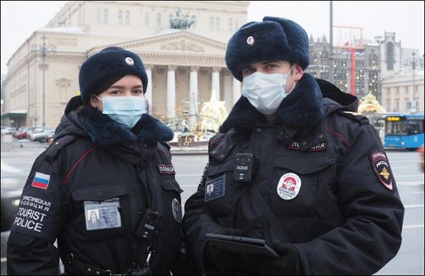 Обновленное подразделение московского управления МВДприступило кработе