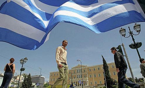 Глава европейского стабфонда предупредил об угрозе банкротства Греции