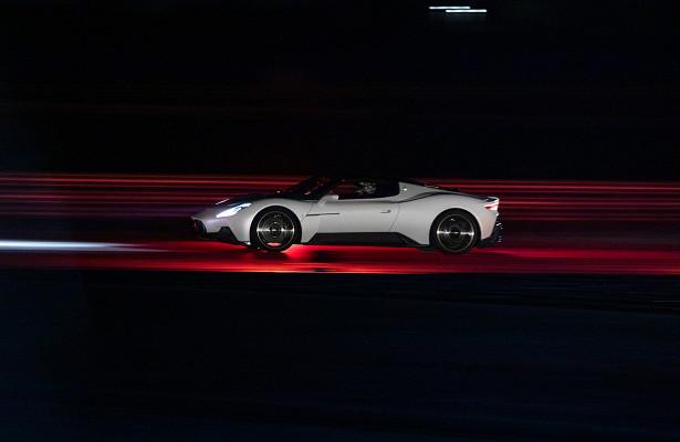 Maserati электрифицирует всемодели к2025 году