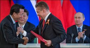Западный маршрут в Китай пошел по пути восточного