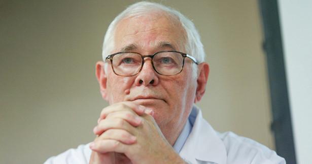 МэрМосквы поздравил сднем рождения врача иобщественного деятеля Леонида Рошаля