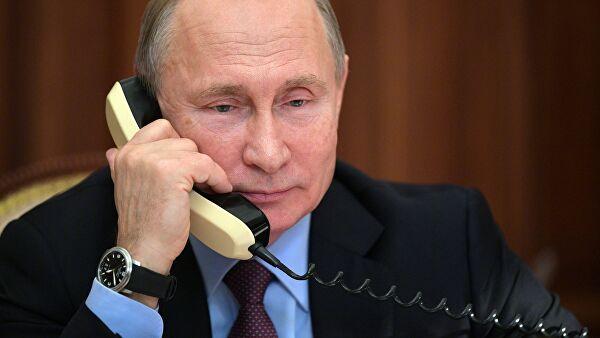 Путин созвонился снаследным принцем Саудовской Аравии
