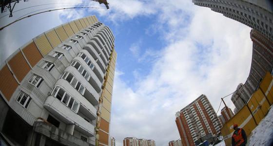 Обвал рубля не привел к росту цен на столичное жилье в январе