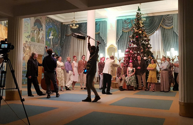 Праздничный новогодний концерт покажет всоцсетях Нижегородский театр оперы ибалета имени Пушкина