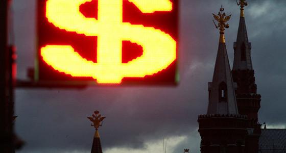 Официальный курс доллара на максимуме с деноминации 1998 года