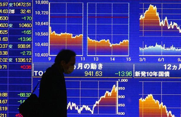 Токийская биржа обновила максимум с1990 года