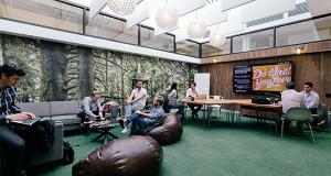 Два предпринимателя построили сеть коворкингов на $5 млрд