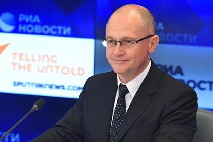 Кириенко назвал воспитание патриотизма главной целью единоборств вРоссии