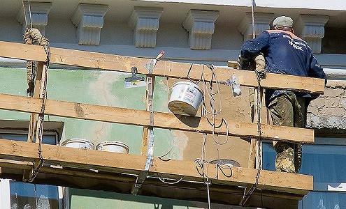 В Югре отремонтировали первые дома по новой системе капремонта