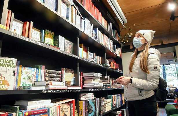 Книги 18российских изданий запретили ввозить наУкраину