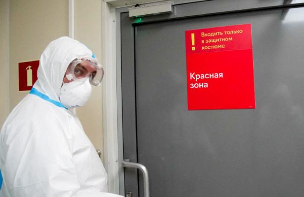 ВРоссии установлен новый максимум суточной смертности откоронавируса