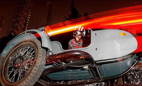 Как мотоциклы «Урал» завоёвывают мир