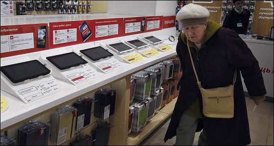 Спад на рынке планшетов усиливается