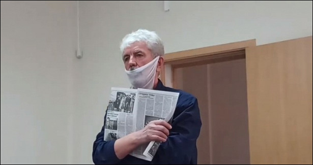 Ковид-диссидент вВолгограде несмог через судотменить масочный режим