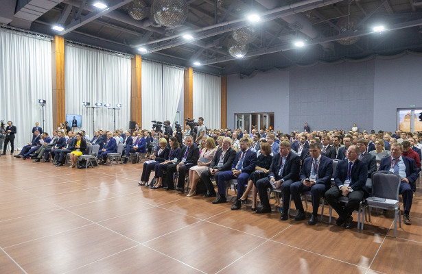 ВПскове состоялась юбилейная сессия Петербургского международного экономического форума