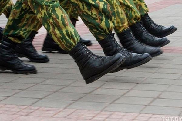 Ввоинской части вБелоруссии прогремел взрыв